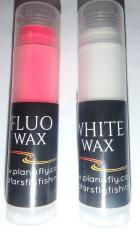Wax indicator rose blanc
