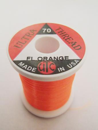 Fil UTC Fluo orange
